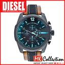 Diesel watches mens DIESEL watches leather DZ4305