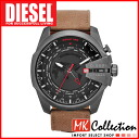 Diesel watches mens DIESEL watches leather DZ4306
