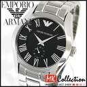 Emporio Armani EMPORIO ARMANI watch black men's AR0680 02P02Aug14