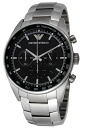 Emporio armani watch メンズスポーティボコレクションクロノグラフ EMPORIO ARMANI Sportivo Collection Chronograph clock AR5980