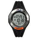 FILA Fila running watch black FAR-001 DG-1 02P11Jan14