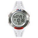 FILA Fila running watch white FAR-001 02P01Feb14 DG-2