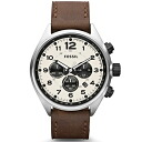 フォッシル watch men FOSSIL clock chronograph CH2835