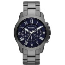 Smart phone entry only ~ 8 / 17 9:59 fossil watch mens FOSSIL watch chronograph FS4831 02P11Aug14.