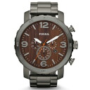 フォッシル watch men FOSSIL clock chronograph JR1355