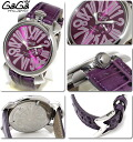 ガガミラノ watches mens slim SLIM 46MM Gaga Milano watch 5084.5 02P04oct13