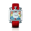 Gaga Milano GaGa MILANO watches mens Napoleone white / multicolor 6000.1 02P04oct13