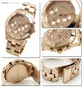 Marc by Marc Jacobs watches mens Womens ブレードクロノ PG / rose gold MBM3102 02P04oct13