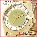 Marc Jacobs watches ladies ヘンリースケルトン MARC BY MARC JACOBS Henry Skelton watch MBM3206