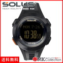 SOLUS ( SOLUS ) heart rate Watch (heart rate monitor) 01-101-01 02P22Nov13