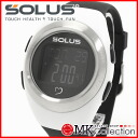 SOLUS ( SOLUS ) heart rate Watch (heart rate monitor) 01-800-205 02P30Nov13