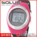 SOLUS ( SOLUS ) heart rate Watch (heart rate monitor) 01-800-206 02P04oct13