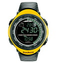Suunto watches mens Womens domestic genuine vector yellow SUUNTO Vector Yellow Watch SS010600610 02P10Jan15