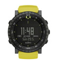 Suunto watches mens Womens domestic genuine core and yellow crash Core Yellow Crush SUUNTO watch SS018809000 02P11Jan14