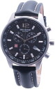 Men's genuine by Grovana SWISS MILITARY watch watches Swiss military バイグロバナ 7015.9537 02P13Dec13
