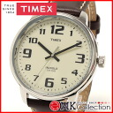 Timex Timex watches men's big easy reader T28201 02P30Nov13