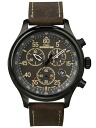~ 10 / 31 Timex watches mens domestic genuine expedition フィールドクロノ chart TIMEX Watches chronograph T49905 02P04oct13