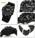 ~ 10 / 31 Tracer code Blue watches mens P6508.400.37.01 02P04oct13