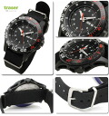 Tracer military TYPE6 Mills - G red watch mens Japan limited model P6600.41F.1Y.01.Red 02P04oct13