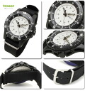 ~ 10 / 31 Tracer military TYPE6 Mills - G White Watch men's Japan limited model P6600.41F.C3.07 02P04oct13