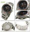 ~ 10 / 31 Tracer extreme sports Chronograph Watch mens black P6602. R53.0S.01 02P04oct13