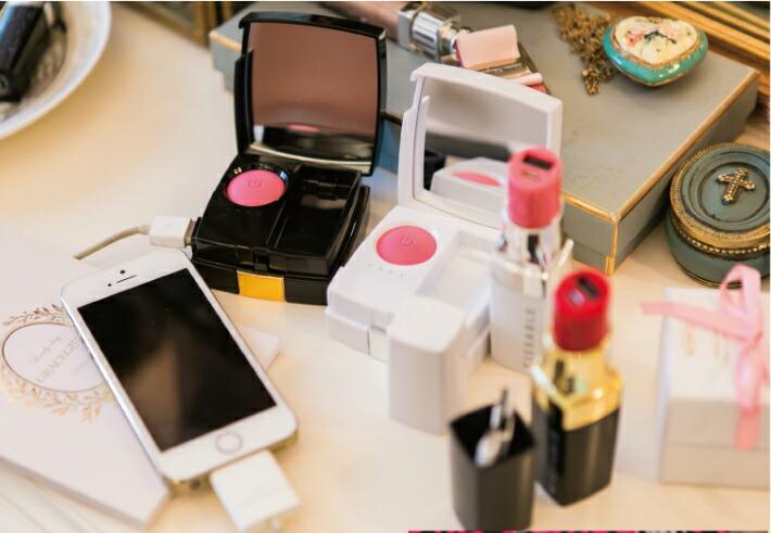 めちゃかわいい♡女性に人気のモバイルバッテリーを一挙公開!