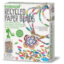 4M recycling paper beads 5 years old: Man 5 years old: Woman