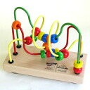Wooden toys JoyToy ( ジョイトーイ ) co. educational toys looping woogy