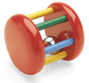Brio /BRIO pacifiers & rattles Tin rattle
