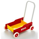 Brio /BRIO walking with Barrow (red) 1 year old: woman