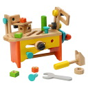 Wooden Toy エトボイラ make-believe play Toolbox (tool set 2) 2 year old: man