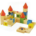 Wood toy エトボイラ educational toys カラフルキャッスル ( seas of the maze A ) 3 years: 3-year-old man: woman
