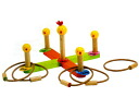 エトボイラ wooden playground equipment ゲームトスアリング (quoits 2) 3 years old: Man 3 years old: Woman