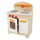 Hape Hape's make-believe kitchen gourmet kitchen (white) 3 years