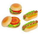 Hape Hape Inc. make-believe set burgers & hot dogs 3-year-old