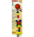 Heimess Himes pacifier holder / chain clip clown