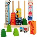 I'm TOY IMTI educational toys sort & カウントシティ 1 year old: 1-year-old man: woman
