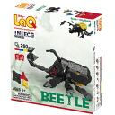 LaQ ( Raku ) / company philosophy insect world beetles 260 pcs 5 years: men