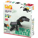 LaQ (ラキュー) / reed Ritsu insect world stag beetle 260pcs5 year: Man