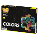 LaQ ( Raku ) / company philosophy colors ( colors ) 400 pcs