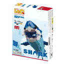 LaQ (ラキュー) / reed Ritsu MARINE WORLD Shark (Malin world shark) 175pcs