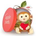 Stuffed Apple Park plush toy monkey