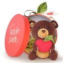 Stuffed Apple Park plush toy bears
