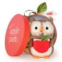 Stuffed Apple Park plush toy OWL