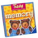 Ravensburger Ravensburger Teddy memory 4: 4-year-old man: woman