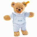 Steiff シュタイフ rest bear, blue (20cm) 1 year old: Man 1 year old: Woman