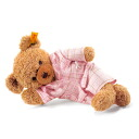 Steiff シュタイフ rest bear including the sewing, pink (28cm) 1 year old: Man 1 year old: Woman