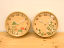 Igloo dining wall hangings clock