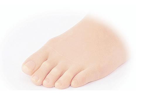 five toe pantyhose