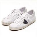 PHILIPPE MODEL Philip model leather sneakers CLASSIC BASSA
